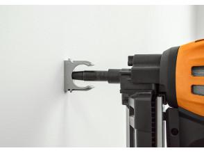 Крепёж-клипса с техникой прямого монтажа для газового пистолета