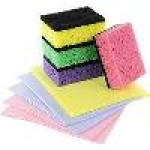 Губки, салфетки и тряпки для уборки