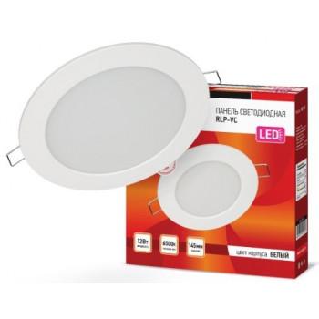 ASD/InHome светильник встраиваемый светодиодный даунлайт RLP-VC 12W(960lm) 6500К 6K d145 белая (без пульсации) IP40 4530