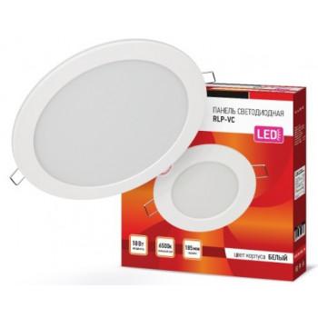 ASD/InHome светильник встраиваемый светодиодный даунлайт RLP-VC 18W(1440lm) 6500К 6K d185 белая (без пульсации) IP40 4547
