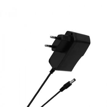 REXANT блок питания для светодиодных светильников с вилкой 5V, 1А, 5W с разъемом 5.5*2.1, IP23, 200-005-5
