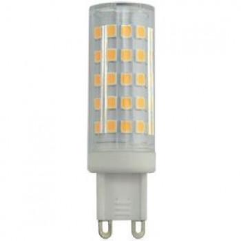 Лампа светодиодная Ecola G9 7W 2800K 2K 320° 60x16 Premium G9QW70ELC