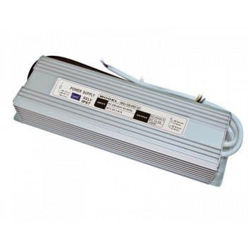 General драйвер (блок питания) для светодиодной ленты 12V 150W 252х72х45 герметич. IP67 513500