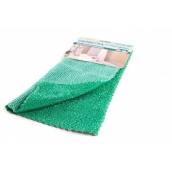 CELLTIX Салфетка для ванной комнаты из микрофибры, 30х30 см, 320 гр./кв.м