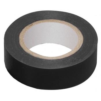 IEK Изолента ПВХ 15/10 0,13х15 мм черная 10 метров UIZ-13-10-10M-K02