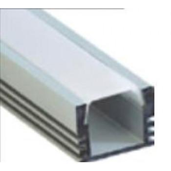 Профиль Jazzway PAL 1612 накладной 16(11)x12мм, цена за 2м (без рассеивателя 440397) .1009647
