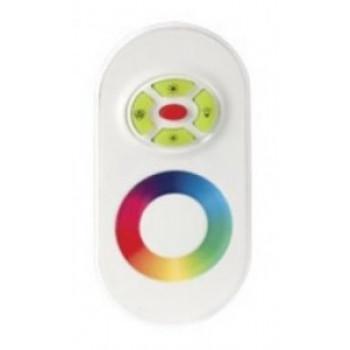 Jazzway Контроллер для RGB лент сенсор-пульт бел 12V/18A 24V/18A PRC-4000RF WH 216/432W .1007957