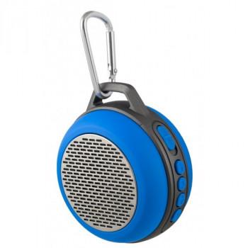 """Perfeo Bluetooth-колонка """"SOLO"""" FM, MP3 microSD, AUX, мощность 5Вт, 600mAh, синяя PF_5205"""