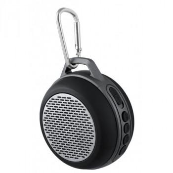 """Perfeo Bluetooth-колонка """"SOLO"""" FM, MP3 microSD, AUX, мощность 5Вт, 600mAh, черная PF_5204"""