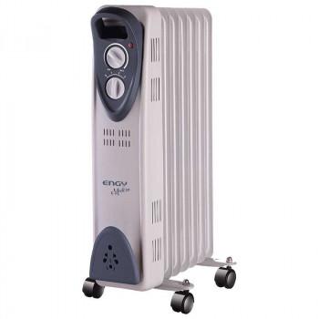 Радиатор Engy EN-2207 Modern, 7секц. (12*50см) 1,5кВт, 3реж. 15120