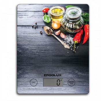 Весы кухон. эл. ERGOLUX ELX-SK02-С02 Специи, до 5 кг, 20*14см, ЖК дисплей, 1xCR2032 84638