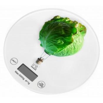 Весы кухонные электронные IRIT IR-7245, до 5кг, деление 1гр (2xAAА в комплекте)