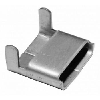 EKF Скрепа для ленты NC20 без зубьев (уп.100шт, цена за 1шт) PROxima nc-20