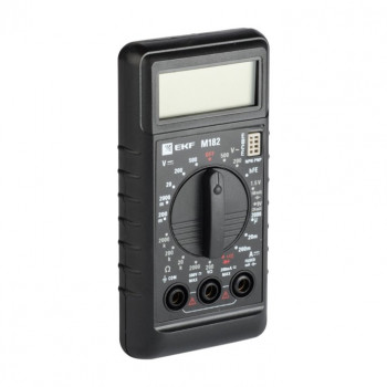 EKF Master мультиметр цифровой M182 карманный In-180701-bm182