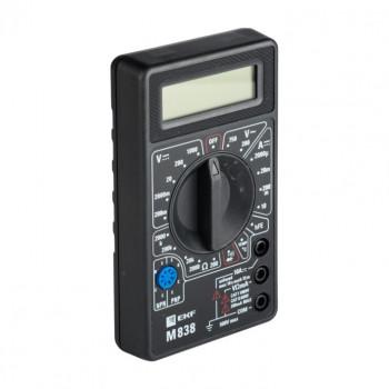 EKF Master мультиметр цифровой M838 In-180701-bm838