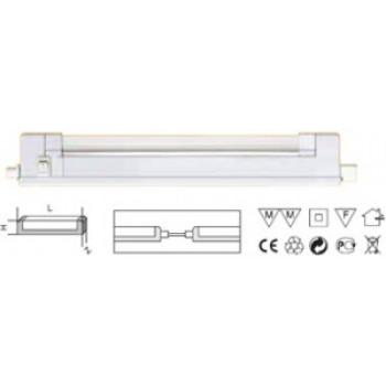Navigator светильник люминесцентный A1 6W T4 G5 пластик открытый NEL-A1-E106-T4-840/WH 94500