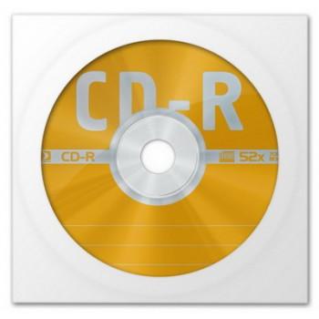 К/д Data Standard CD-R80/700MB 52x в бумажном конверте с окном (цена за диск)