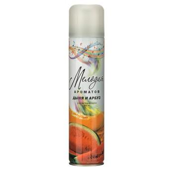 Освежитель воздуха Мелодия ароматов Дыня и арбуз 285мл 10750 Сибиар