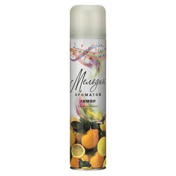Освежитель воздуха Мелодия ароматов Лимон 285мл 15755 Сибиар