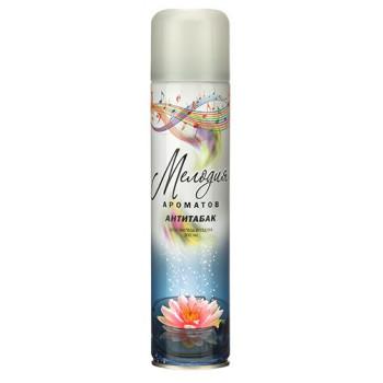 Освежитель воздуха Мелодия ароматов Антитабак 285мл 07750 Сибиар