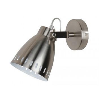 Camelion LOFT WML-428-1 С30 хром (Светильник настенный New York,1х E27, 40Вт, 230В, металл)