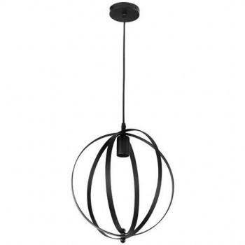 HOROZ 021-010-0001 LOFT NEWTON декоративный светильник с патроном Е27 1м Складной Каркас Черный