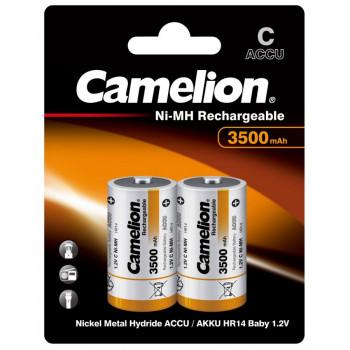 Аккумулятор Camelion R14 3500mAh Ni-MH BL2