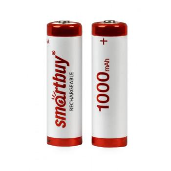 Аккумулятор Smartbuy аккумулятор AA/R6 Ni-Mh 1000 mAh (24/240) SBBR-2A02BL1000