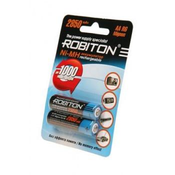 Аккумулятор Robiton R6 2850mAh Ni-MH BL2