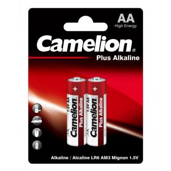 Батарейки Camelion Plus Alkaline LR6/316 BL2