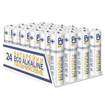 Батарейки CRAZYPOWER Eco Alkaline LR6/316 BOX24