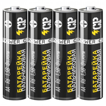 Батарейки CRAZYPOWER R6/316 SP4