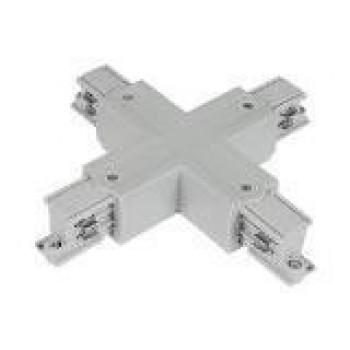 General Коннектор для шинопровода Х- образный 3-фазный G-3-TXT-IP20, 580932