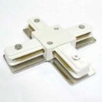 General Коннектор для шинопровода Х- образный 1-фазный G-1-TXT-IP20, 580931
