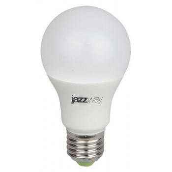 Jazzway лампа светодиодная для растений A60 E27 15W 15мкм/с матовая IP20 60x130 .5025547