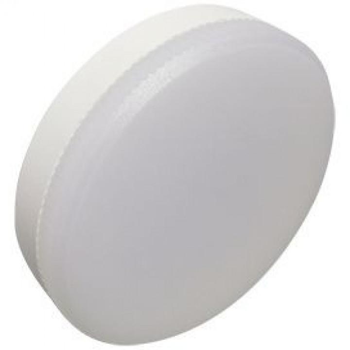 Лампа светодиодная Ecola GX53 15W 6000K 6K 27x75 матовая Premium T5UD15ELC