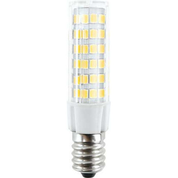 Лампа светодиодная Ecola T25 5.5W E14 4000K 4K 65x17 340° кукуруза (для холодил.,шв.машин) B4TV55ELC