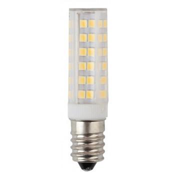 Лампа светодиодная ЭРА Т25 7W (560lm) E14 4000К 4К 65х16 кукуруза (для холодил., шв. машин) LED T25-7W-CORN-840-E14