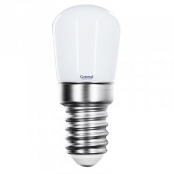 Лампа светодиодная General T25 5W E14 4500K 4K (для холодил.,шв.машин ) GLDEN-T25-E14-5-P-220-4500 661060