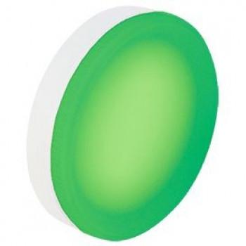 Лампа светодиодная Ecola GX53 12W Зеленый матов. 28x74 Premium T5TG12ELC