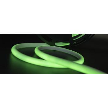 SWG термолента светодиодная 24V 12W/m 180Led/m IP68 зеленый (5м, цена за 1м) баня SMD2835 NE8180-24-12-G-68