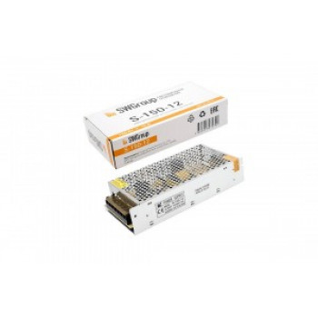 SWG блок питания для светодиодных лент 150W 12V S-150-12 IP20 0792