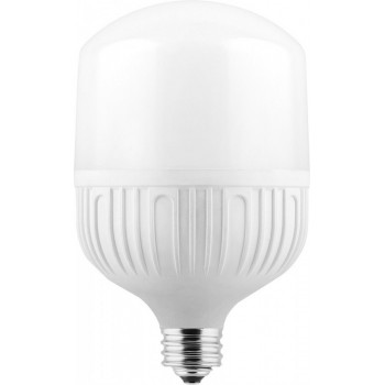 Лампа светодиодная Feron высокомощная E27-E40 50W(4700lm) 6400K 6K 210x118 LB-65 25539