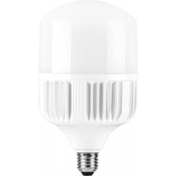 Лампа светодиодная Feron высокомощная E27-E40 60W(5700lm) 6400K 6K 210х118 LB-65 25782