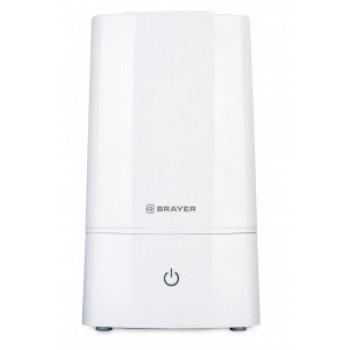 Увлажнитель воздуха настольный BRAYER 4913BR ультразвуковой, 22Вт, 3л, ароматизация, LED подсветка