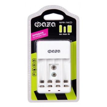 Зарядное устройство Фаза R03/R6x2/4, 9Vx1, В-55A